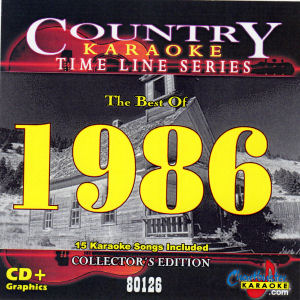 Karaoke Korner - Best Of Country 1986