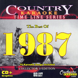 Karaoke Korner - Best Of Country 1987