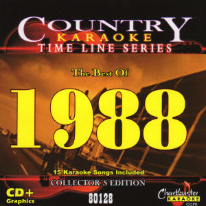 Karaoke Korner - Best Of Country 1988