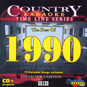 Karaoke Korner - Best Of Country 1990