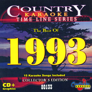 Karaoke Korner - Best Of Country 1993