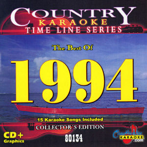 Karaoke Korner - Best Of Country 1994