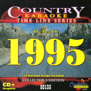 Karaoke Korner - Best Of Country 1995