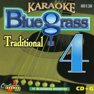 Karaoke Korner - Bluegrass Traditional Vol. 4