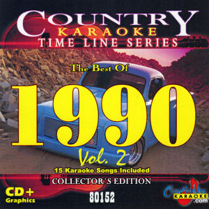 Karaoke Korner - The Best of Country 1990