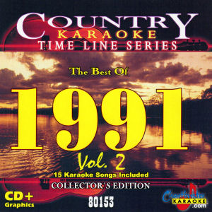 Karaoke Korner - Best Of Country 1991 Vol. 2