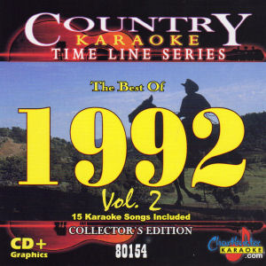 Karaoke Korner - Best Of Country 1992 Vol. 2