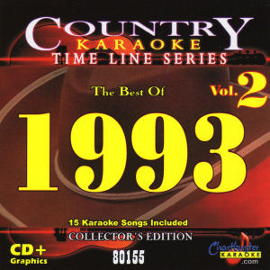 Karaoke Korner - Best Of Country 1993 Vol. 2