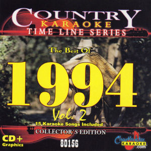 Karaoke Korner - Best of Country 1994 Vol. 2
