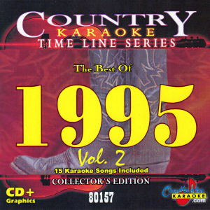 Karaoke Korner - Best Of Country 1995 Vol. 2