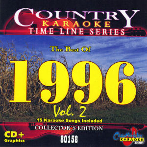 Karaoke Korner - Best Of Country 1996 Vol. 2