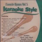 Karaoke Korner - Favorite Hymns Vol. 5