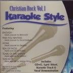 Karaoke Korner - Christian Rock - Vol. 1