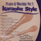 Karaoke Korner - Praise & Worship - Vol. 5