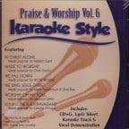 Karaoke Korner - Praise & Worship - Vol. 6