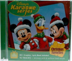 Karaoke Korner - CHRISTMAS FAVORITES