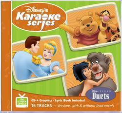 Karaoke Korner - Disney Duets Vol.1
