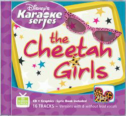 Karaoke Korner - Disney's Cheetah Girls