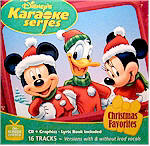 Karaoke Korner - Disney Christmas Favorites