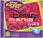 Karaoke Korner - Disney Mania Vol.2