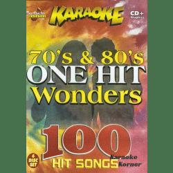 Karaoke Korner - 70's - 80's One Hit Wonders