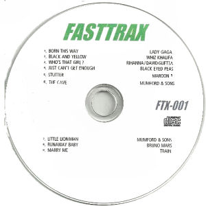 Karaoke Korner - FastTrax #1