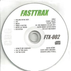 Karaoke Korner - FastTrax #2