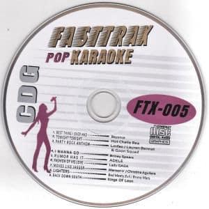 Karaoke Korner - FASTTRAX #5