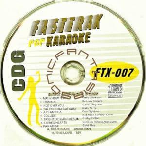 Karaoke Korner - FASTTRAX #7