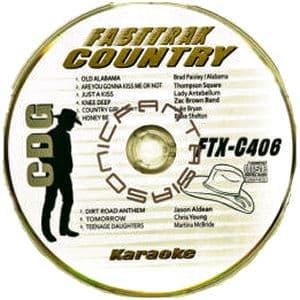 Karaoke Korner - FASTTRAX #C406