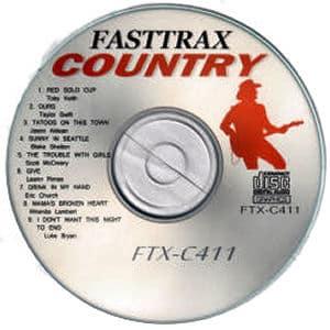 Karaoke Korner - FASTTRAX COUNTRY
