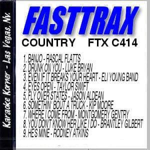 Karaoke Korner - FASTTRAX #C414
