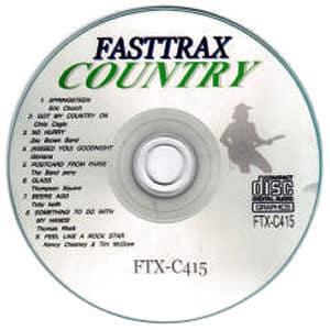 Karaoke Korner - FASTTRAX #C415