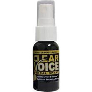 Karaoke Korner - CLEAR VOICE SPRAY HONEY-LEMON
