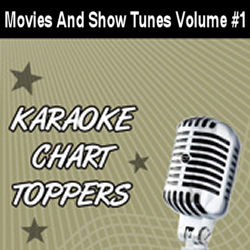 Karaoke Korner - Movies And Show Tunes Vol #1