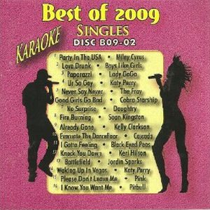 Karaoke Korner - BEST OF 2009 KARAOKE Vol.2