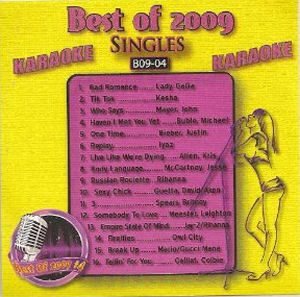 Karaoke Korner - BEST OF 2009 KARAOKE Vol.4