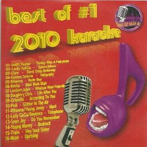 Karaoke Korner - BEST OF 2010 KARAOKE Vol.1