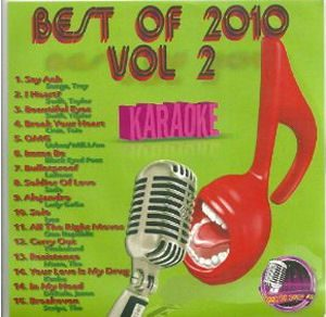 Karaoke Korner - BEST OF 2010 KARAOKE Vol.2