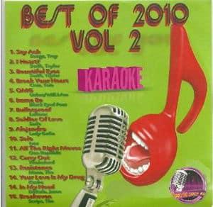 Karaoke Korner - BEST OF 2010 KARAOKE Vol.2