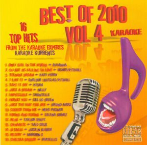 Karaoke Korner - BEST OF 2010 KARAOKE VOL. 4
