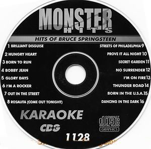 Karaoke Korner - Hits Of Bruce Springsteen