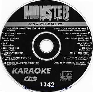 Karaoke Korner - Male 60-70s R&B