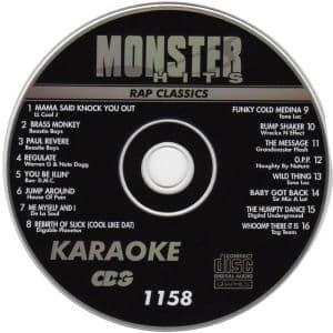 Karaoke Korner - Rap Classics