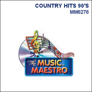 Karaoke Korner - COUNTRY HITS 90'S