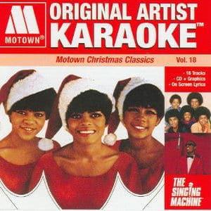 Karaoke Korner - Motown Christmas Classics