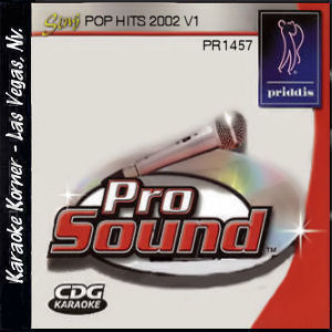 Karaoke Korner - POP HITS 2002 V1