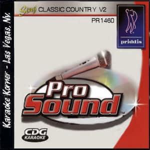 Karaoke Korner - CLASSIC COUNTRY  V2