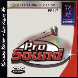 Karaoke Korner - POP SUMMER  2002 V2