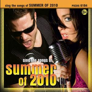 PSCDG6194 - SUMMER OF 2010